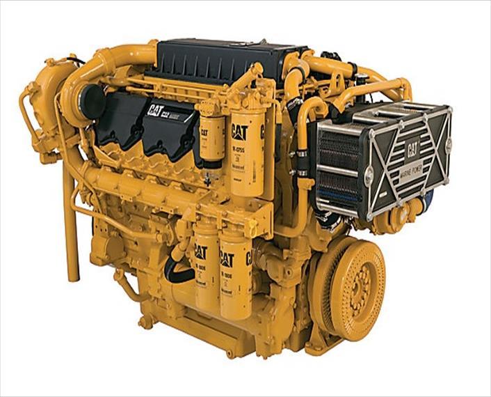 2020 Caterpillar C32 Engine
