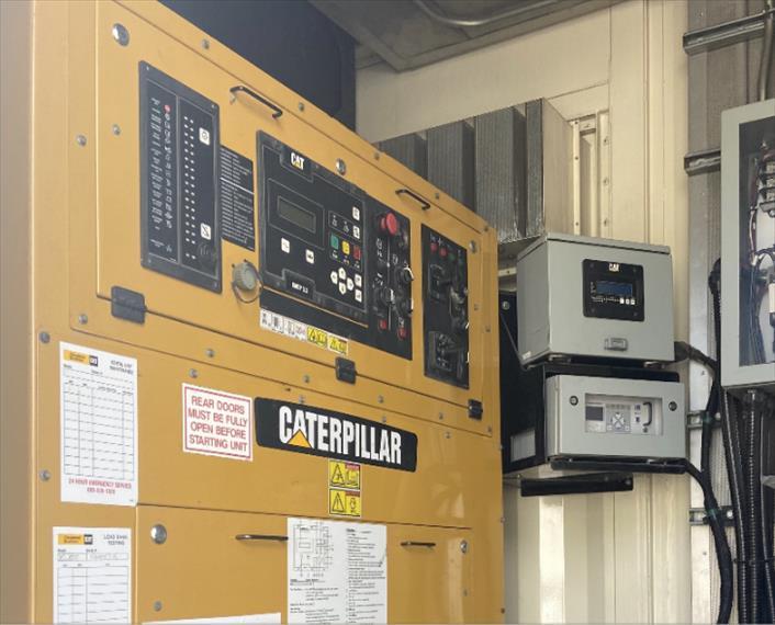 2011 Caterpillar XQ2000 Generator Set