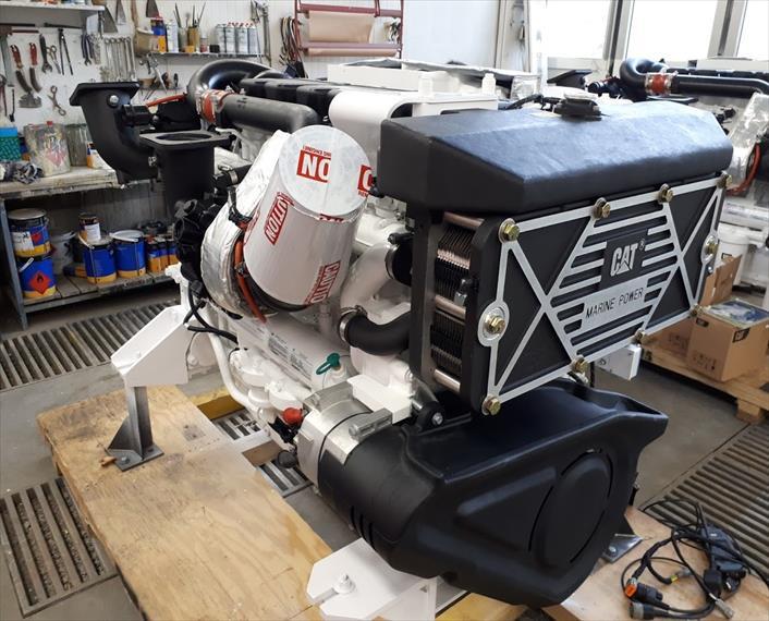 2020 Caterpillar C18 Engine