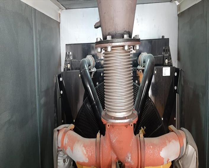 2010 Caterpillar C32 Generator Set