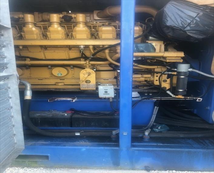 2006 Caterpillar 3516B Engine