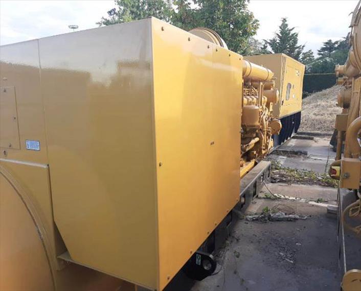 2014 Caterpillar 3516B Generator Set