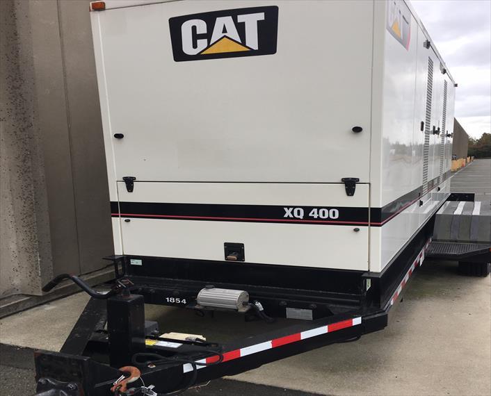 2010 Caterpillar XQ400 Generator Set