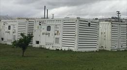 Cummins C1250D2R Generator Set