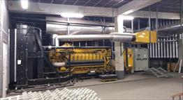 2014 Caterpillar G3520C Generator Set