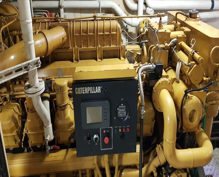 2005 Caterpillar 3512C HD Engine