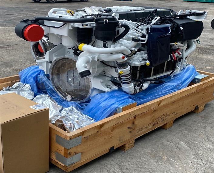 2016 Caterpillar C12 9 Engine