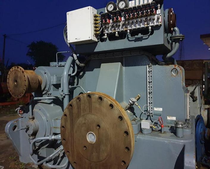 Engines Marine MTU