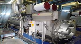 2010 MWM 20V4000-L62 Generator Set