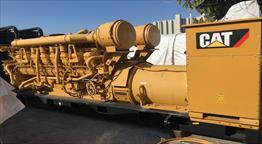 2019 Caterpillar 3516B Generator Set