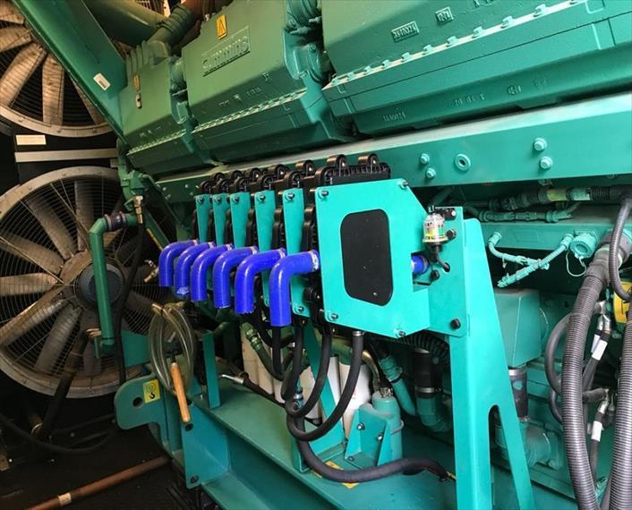 Generators Industrial Cummins
