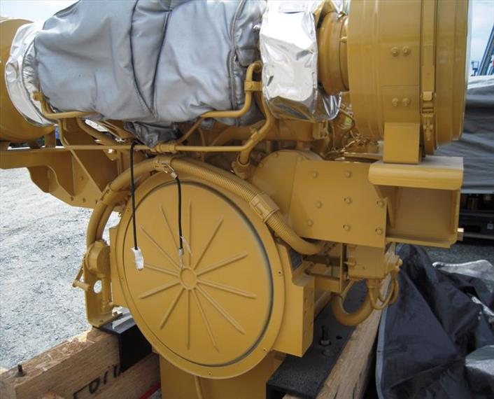 2008 Caterpillar 3516C Engine