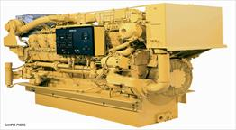 2008 Caterpillar 3516C HD Engine