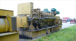 1988 Caterpillar 3612 Generator Set