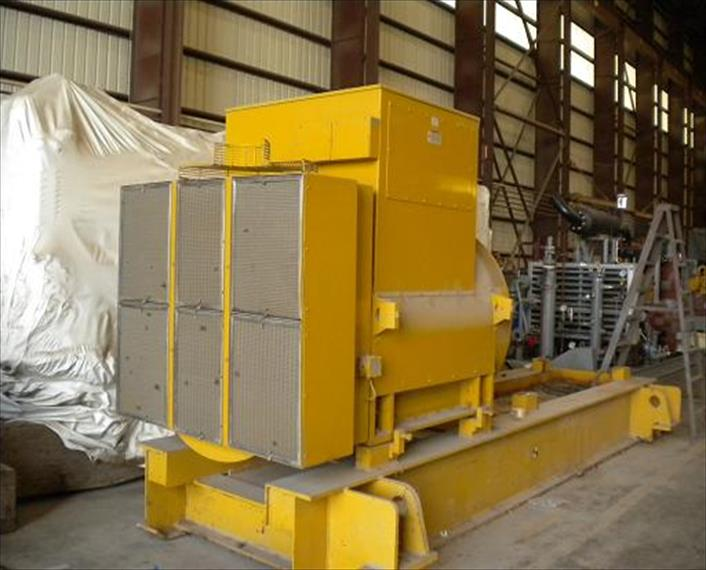 1998 KATO A26733001 Generator End