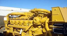 2008 Caterpillar 3512B HD Engine