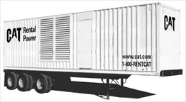 Caterpillar XQ1000 Generator Set