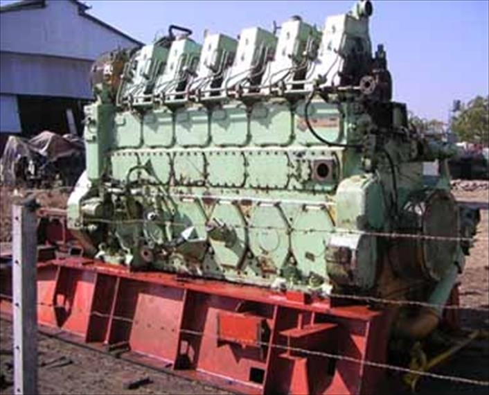 1998 Caterpillar 3606DI Engine