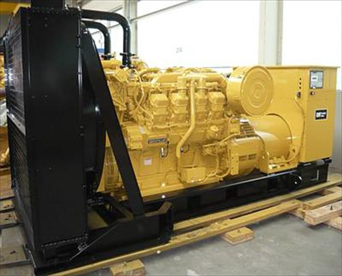 2003 Caterpillar 3508 DITA Generator Set