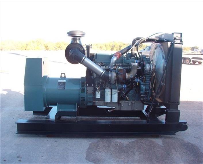Detroit MTU Series 60 DDC Generator Set