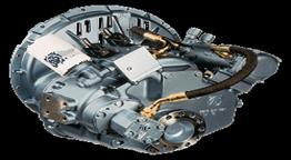 2009 ZF Marine 325-1A Marine Gear