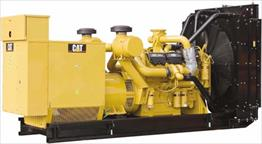 2009 Caterpillar C27 Generator Set