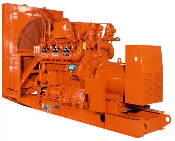 2009 Waukesha VGF36GSID Generator Set
