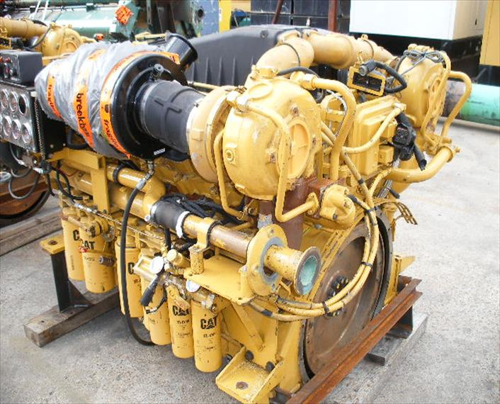 2006 Caterpillar C32 Engine
