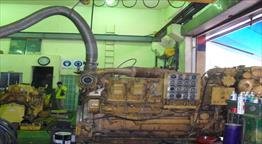 1994 Caterpillar 3512 Engine