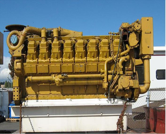 Caterpillar 3516 DITA Engine