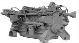 Caterpillar G3406 TA Engine