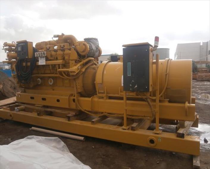 2007 Caterpillar 3516BHD Generator Set