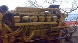 2005 Caterpillar 3512B HD Engine