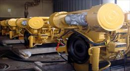 2009 Caterpillar 3516B Engine