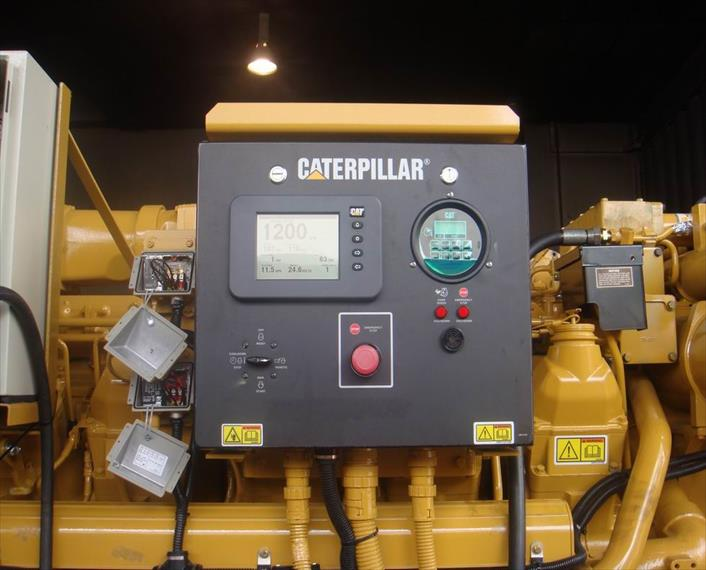 2009 Caterpillar 3516B Engine