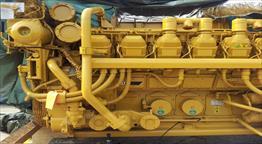 2008 Caterpillar 3512C HD Engine