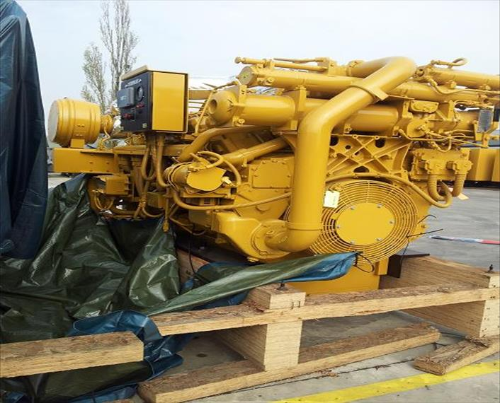 2008 Caterpillar 3512C HD Engine