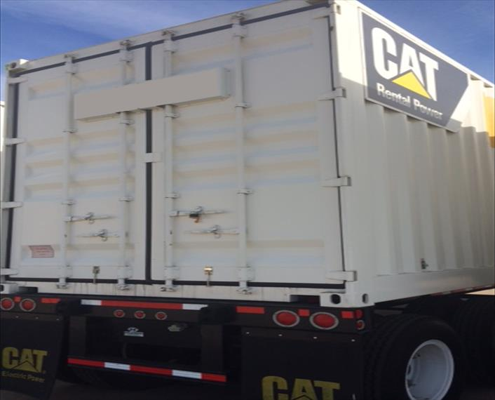 2009 Caterpillar XQ1000RC Generator Set