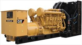 2009 Caterpillar 3512B HD Generator Set