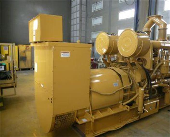 2000 Caterpillar 3516B Generator Set