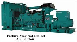 2010 Cummins DQGAA (QSK50 G4) Generator Set