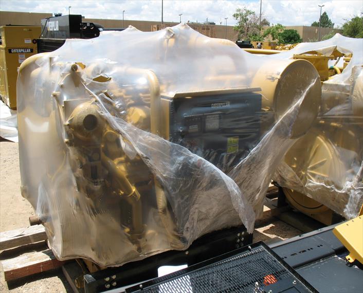 2007 Caterpillar 3508C Engine