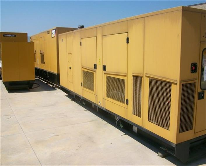 2006 Caterpillar C18 Generator Set