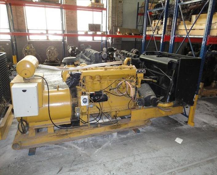 Caterpillar 3306 Generator Set