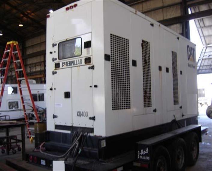 2006 Caterpillar XQ400 Generator Set