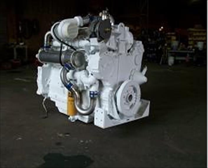 Caterpillar 3406C Engine