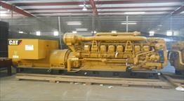 2009 Caterpillar 3516C Generator Set